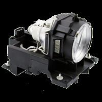 HITACHI CP-X807 Lampa z modułem